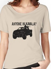 ANYONE IN KAVALA - Arma 3 Women's Relaxed Fit T-Shirt
