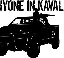 ANYONE IN KAVALA - Arma 3 by craneone
