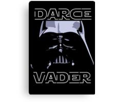 Darce Vader Canvas Print