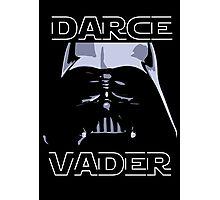 Darce Vader Photographic Print