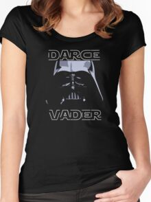 Darce Vader Women's Fitted Scoop T-Shirt
