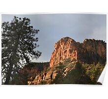 Sedona Red Rocks 3 Poster
