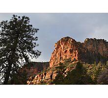 Sedona Red Rocks 3 Photographic Print