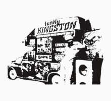 funky Jamaica by blaq produx