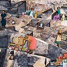 Women Clean the World by Donna Catanzaro
