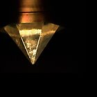 Cabin Light from 19th Century Ship. by Billlee