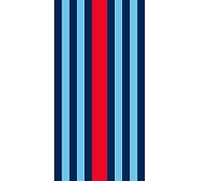 Single Martini stripe by HNRYdesign