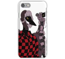 Oakland Geese don't fly South iPhone Case/Skin