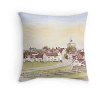 Finchingfield, Essex Throw Pillow