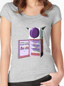 Lord Freezer and Company Women's Fitted Scoop T-Shirt
