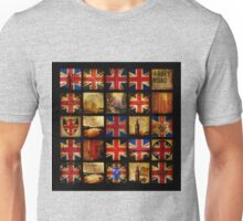 The British are coming Unisex T-Shirt