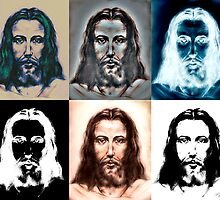 He is Lord II by Patricia Anne McCarty-Tamayo