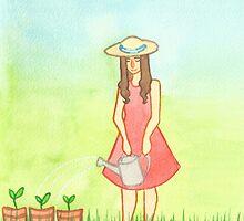 Gardener by mosseiy