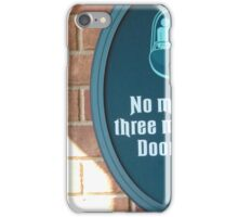 Haunted Mansion- Magic Kingdom iPhone Case/Skin