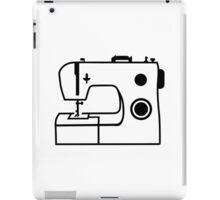Sewing machine iPad Case/Skin