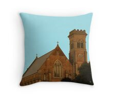 St Paul's Catholic Church - Mt Gambier Throw Pillow