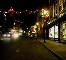 Christmas on Main Street by Rebecca Bryson