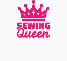 Sewing queen Womens Fitted T-Shirt