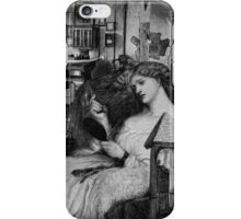 I Wish Ruskin would Huury up and Come Home. iPhone Case/Skin