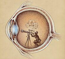 Extraordinary Observer by buko