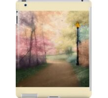 A Walk In The Park - Infrared Series iPad Case/Skin