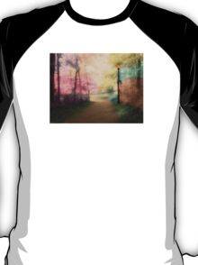 A Walk In The Park - Infrared Series T-Shirt