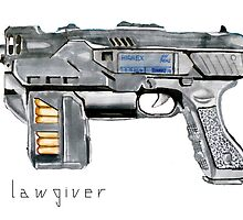 lawgiver by keironcalder