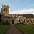 All Saints, Sherburn-in-Elmet 2 by WatscapePhoto