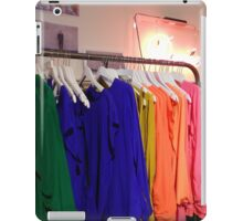 Colourful Clothing iPad Case/Skin