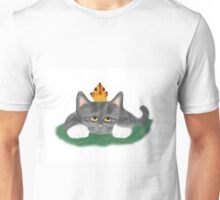 Chick Roosts on Kitten Unisex T-Shirt