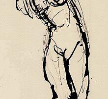 Nude 24 by Elizabeth Anderson
