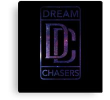 Dream Chasers Galaxy Canvas Print