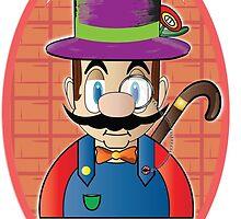 Mario - Gentleman by pribellafronte