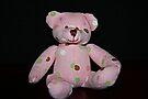 Spotty Bear by Evita