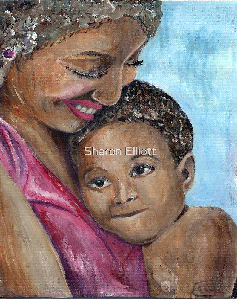 Mommy's Love by Sharon Elliott-Thomas