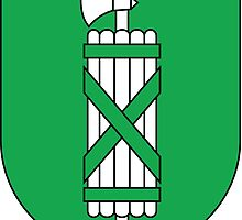Coat of Arms of Canton of St. Gallen by abbeyz71