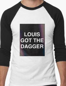 LOUIS GOT THE DAGGER Men's Baseball ¾ T-Shirt