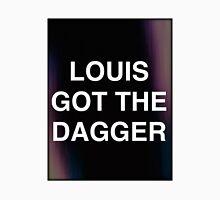 LOUIS GOT THE DAGGER Unisex T-Shirt