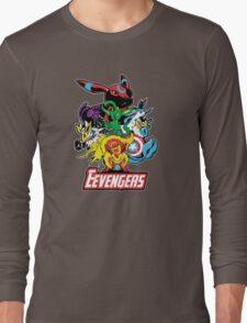 The Eevegers Long Sleeve T-Shirt