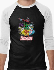 The Eevegers Men's Baseball ¾ T-Shirt