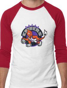 Kanto Embers Men's Baseball ¾ T-Shirt