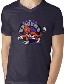 Kanto Embers Mens V-Neck T-Shirt