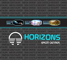 Horizons EPCOT Center by Jou Ling Yee