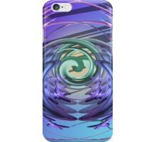 Fighting Obstacles and Maintaining Balance iPhone Case/Skin