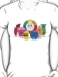 Trivia Crack Characters T-Shirt
