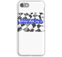 Time for a victory nap! iPhone Case/Skin
