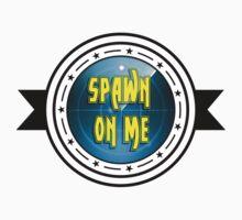 Spawn On Me Chucks by SpawnOnMe