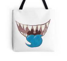 tummy mouth Tote Bag