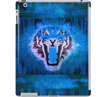 Blue Tiger iPad Case/Skin
