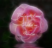 My Valentine by Glenna Walker